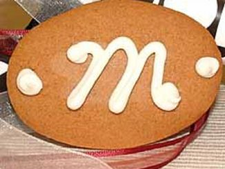 Gingerbread Cookie Cut Outs