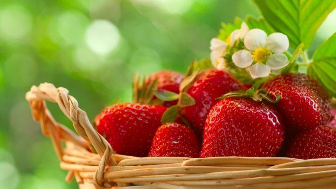 No-bake Strawberry, White Chocolate And Vanilla Cheesecake