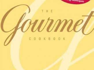 The Gourmet Cookbook - Review