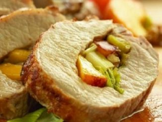 BBQ Roasted Pork Loin