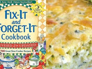 Fix-It and Forget-It Cookbook - Review