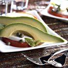 California Avocado Piquillo Pepper Frittata