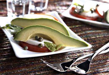 California Avocado Caprese Salad