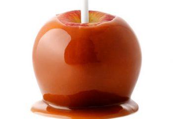 %name   Candied And Caramel Apples   RecipesNow.com