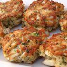 Guacamole Crab Cakes
