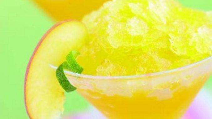 Sparkling Ontario Peach Shiver