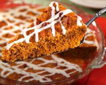 1-Dish Pumpkin Streusel