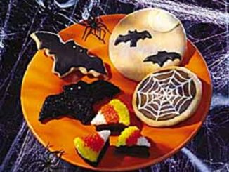 Creepy Cookies and Brownies
