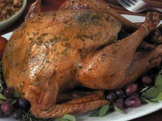 Herbed Roast Turkey