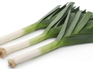Leeks with Olives
