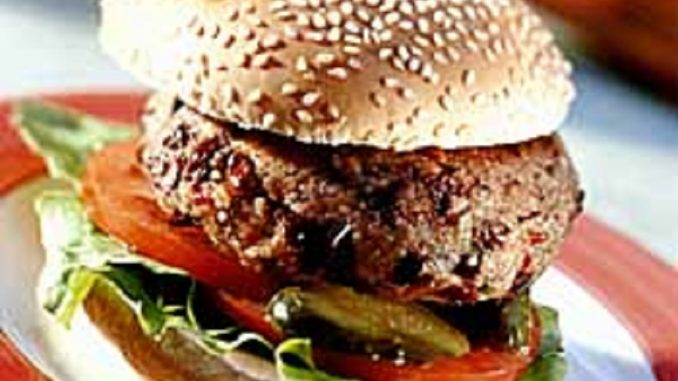 Build A Bolder Burger