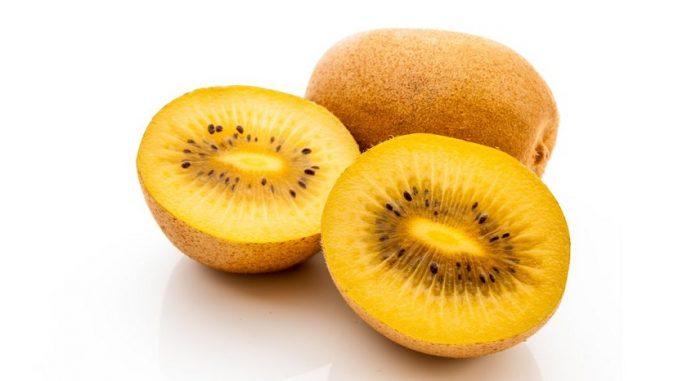 Golden Kiwifruit Gelato