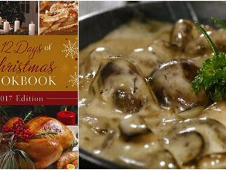 The 12 Days Of Christmas Cookbook - Review