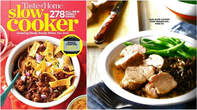 Taste Of Home Slow Cooker - Review