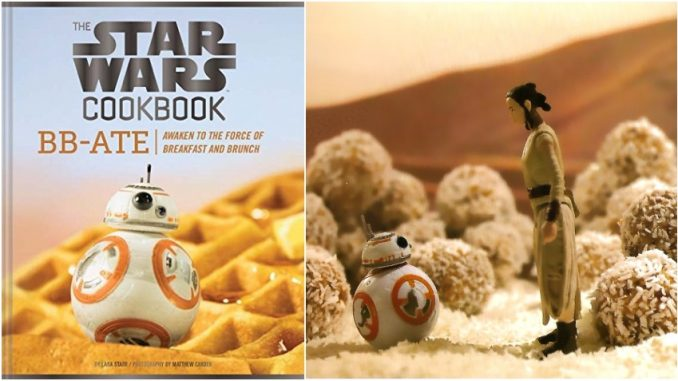 Star Wars Cookbook, BB-Ate - Review