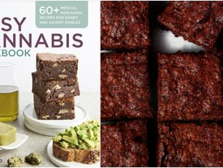 Easy Cannabis Cookbook - Coconut Oil Brownies - Review