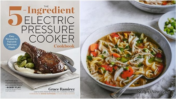 5 ingredient electric pressure cooker grandmas chicken soup facebook forumfinder Images