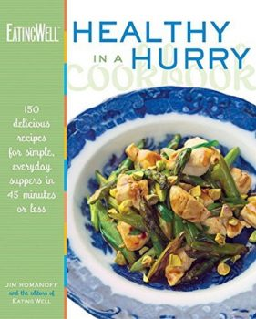 Healthy In A Hurry CookBook - Review