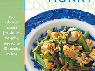 The EatingWell Healthy in a Hurry Cookbook | RecipesNow!