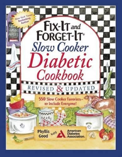 Fix-It and Forget-It Diabetic Cookbook - Review