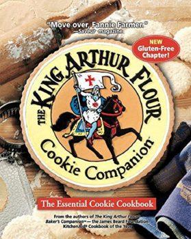 610WXfYSYwL. SL850  279x350   The King Arthur Flour Cookie Companion   Review   RecipesNow.com