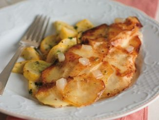 Potato Crusted Catfish