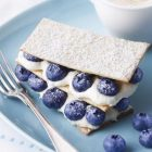Fresh Blueberry Napoleons