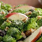 Berry, Walnut and Avocado Salad