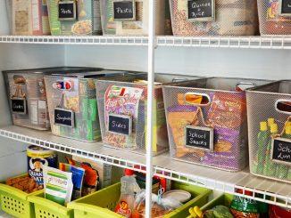 An Organized Pantry   RecipesNow!