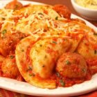 Sponsorship 3 Pierogies Meatballs e1458584595309 140x140   Mr. & Mrs. Bridge Family Salad   RecipesNow.com