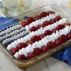 Stars and Stripes Cheesecake