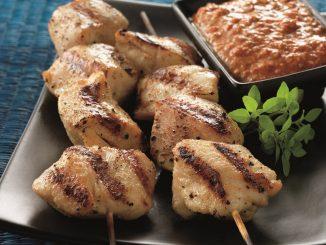 Turkish Chicken Kabobs