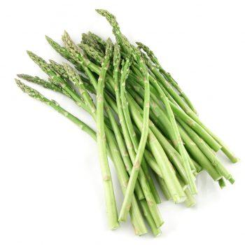 Asparagus with Passion Fruit Vinaigrette