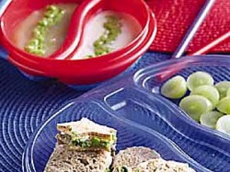 Easy Hass Avocado and Fruit Baby Food