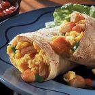 breakfast burritos 140x140   Avocado, Egg and Ham Breakfast Wrap   RecipesNow.com