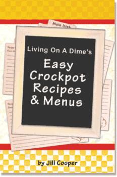 easy crockpot recipes 350 232x350   Easy Crockpot Recipes and Menus e Book   RecipesNow.com