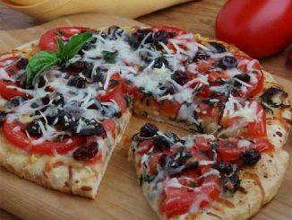 'Raisin' The Nutritional Bar With Pizza