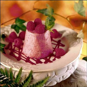 Red Raspberry Mousse
