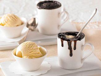 Chocolate Fudge Pots