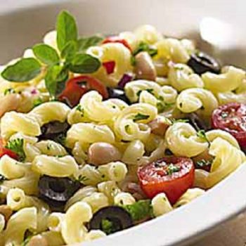macaro 350x350   Macaroni Salad with Lemon and Olive Oil Dressing   RecipesNow.com