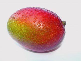 Mango Bruschetta Topping