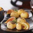 Cheddar and Onion Mini-Muffins