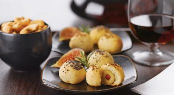Balderson Cheese and Olive Nuggets