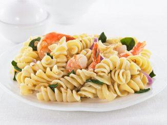Ginger Shrimp Rotini