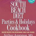The South Beach Diet Parties & Holidays CookBook - Review