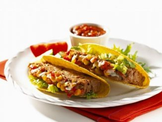 Mexican Meat Loaf Tacos