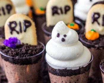 Ghosts in the Graveyard Cups