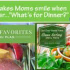 You Don't Have To Be Supermom To Get Dinner On