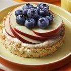 Blueberry Snacks Take The Cake