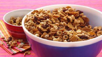 Whole Grain Snack Mix